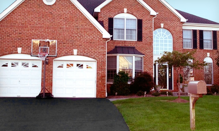 Perrysburg Residential Sealcoating - Toledo: $59 for Up to 1,000 square feet of Driveway Sealcoating from Perrysburg Residential Sealcoating ($120 Value)
