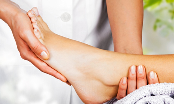 Prestige Laser Center - University Park: $139 for Two Laser Toenail-Fungus-Removal Treatments at Prestige Laser Center ($350 Value)