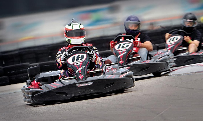 ICAR Expérience - Mirabel: $69 for a Professional Kart Racing Training at Circuit ICAR ($149 Value)