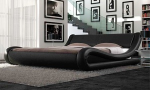 Cadres de lit en cuir