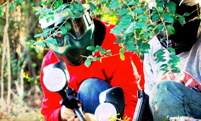 Paintball Bonanza - Central Southwest: $15 Toward Paintball Games and Gear