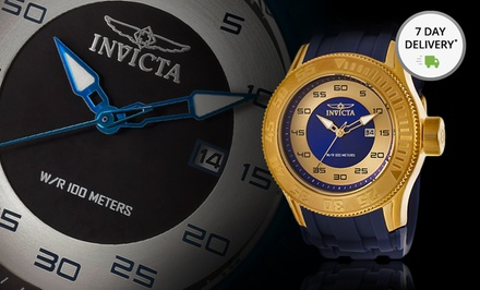 Invicta Men's Pro Diver Watches. Multiple Styles Available. Free Returns.