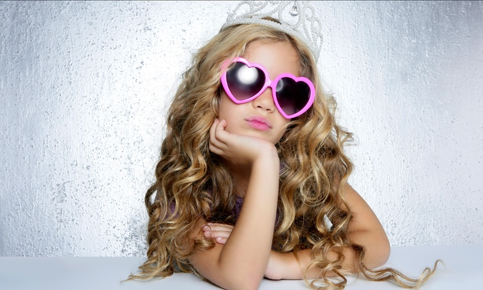 Sweet and Sassy - Sweet and Sassy: $99 for a Mini Runway Party for Four Girls with Makeup and Nail Polish at Sweet and Sassy ($199 Value)