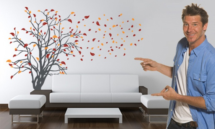 Wall Spirit: Wall Decals from Wall Spirit (67% Off). Two Options Available.
