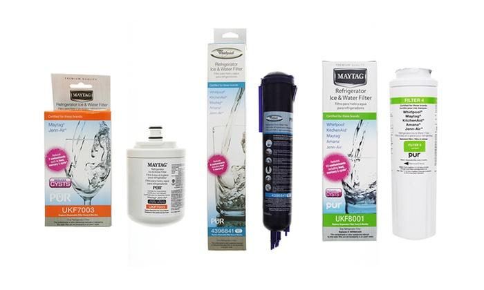 Refrigerator Water Filters Groupon Goods