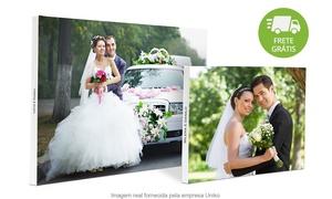 Photobook Uniko Casamento com 46 páginas
