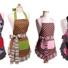 Flirty Aprons Women's and Girls' Vintage-Inspired Aprons