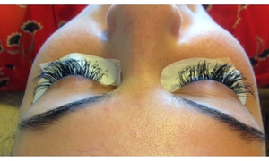 Rocky & Revelie Spa And Makeup Artistry: Full Set of Eyelash Extensions at Rocky & Revelie Spa and Makeup Artistry (50% Off)