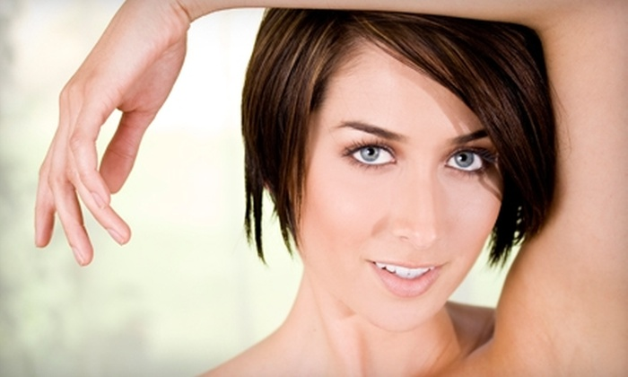 Smart Laser MD - Irvine Business Complex: $99 for Four Laser Hair-Removal Treatments at Smart Laser MD in Irvine (Up to $350 Value)