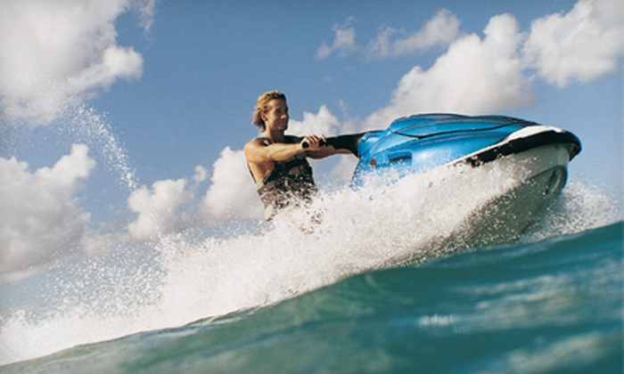 Barefoot Billy's - Multiple Locations: Watersport Adventure for One or Two at Barefoot Billy's in Key West