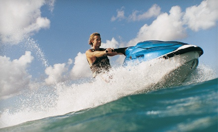 Watersport Adventure for 1 (up to a $170 value) - Barefoot Billy's in Key West