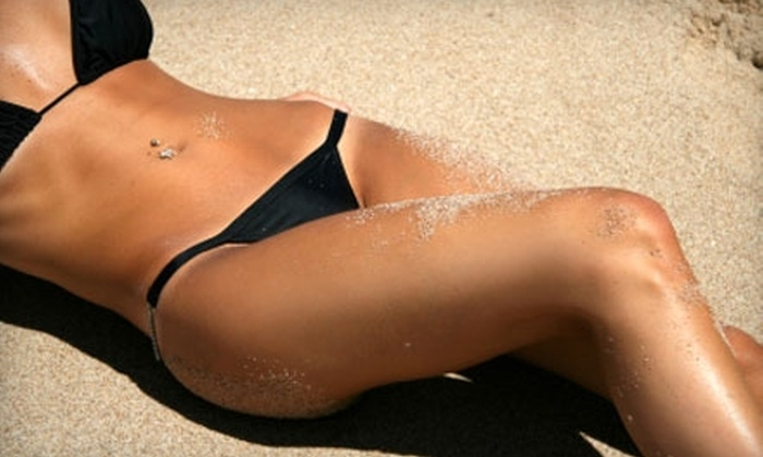 Professional Laser Hair Removal Center - Slaughter South: $125 for Two Bikini Laser Hair-Removal Sessions at Professional Laser Hair Removal Center ($250 Value)
