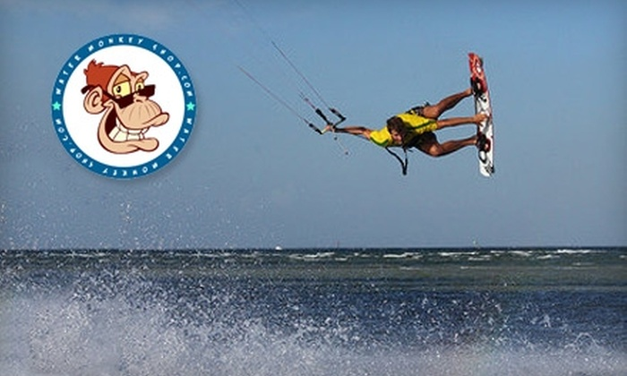 Water Monkey - Gulfport: $79 for Kiteboarding Lessons at Water Monkey