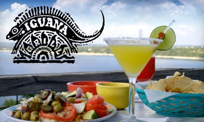 Iguana Grill - Villas On Travis: $10 for $20 Worth of Mexican Fare at Iguana Grill