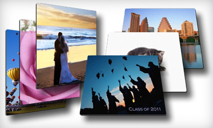 "MetalPixs: 11""x14"" or 16""x20"" Metal Print from MetalPixs (Up to 68% Off)"
