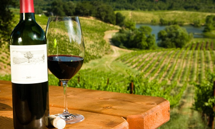 Niagara Fun Tours - Multiple Locations: Niagara Wine Country Summer Wine Tour for One or Two from Niagara Fun Tours (Up to 70% Off)