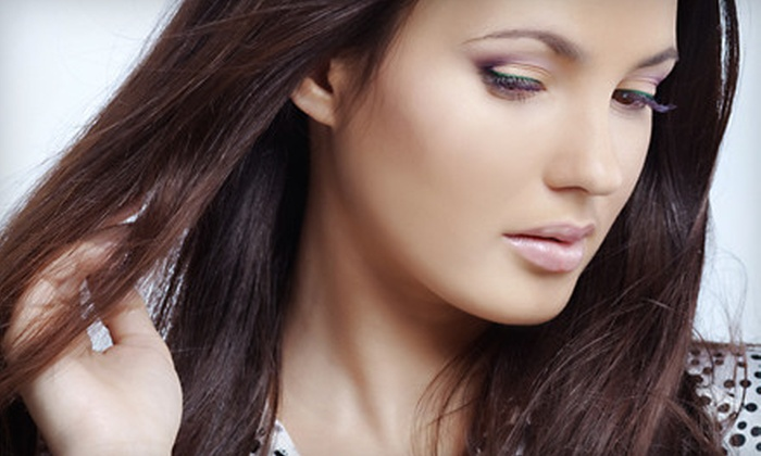 Jade Salon and Spa - Highlands Park: One or Two Hair-Smoothing Treatments at Jade Salon and Spa in Smyrna (Up to 69% Off)