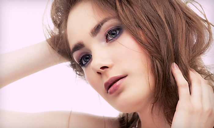 Bodre Cut and Color Room - Fort George: $29 for Haircut, Blow-Dry and Style at Bodre Cut and Color Room ($65 Value). $49 for Half-Highlight or Single-Process Option ($145 Value). $59 for Full-Highlight or Double-Process Option ($220 Value).