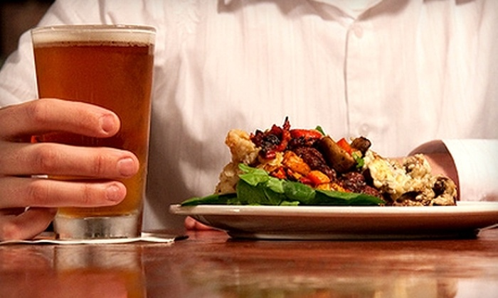Immix Fusion - Cheney: $13 for One Appetizer and Two Beer Flights or Two Glasses of Wine at Immix Fusion (Up to $29.95 Value)