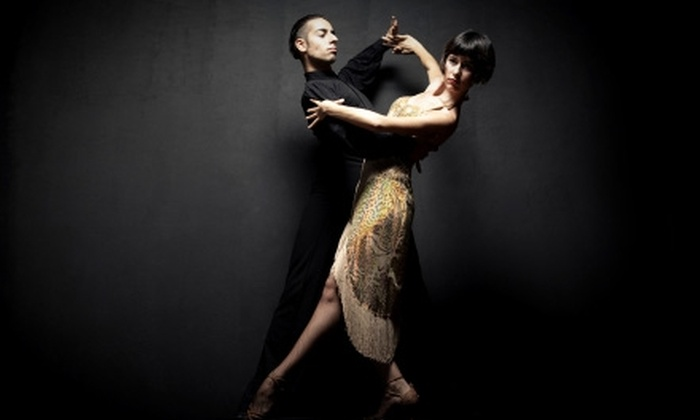 National Dance Clubs - Multiple Locations: $25 for an Introductory Dance Package at National Dance Clubs ($55 Value)