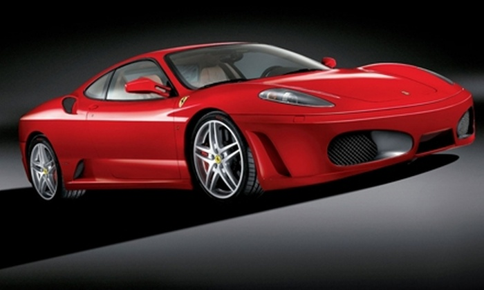 The Motorsport Lab - Beacon Hill: $99 for a 60-Minute Supercar-Driving Experience with an Aston Martin DB9, Lotus Elise, Ferrari 360, or Other Available Supercar from The Motorsport Lab ($499 Value)