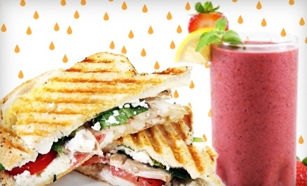 $10 Groupon to Get Juiced - Get Juiced in Guelph