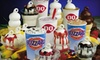 Dairy Queen - Multiple Locations: $5 for $10 Worth of Frozen Treats at Dairy Queen in Las Vegas