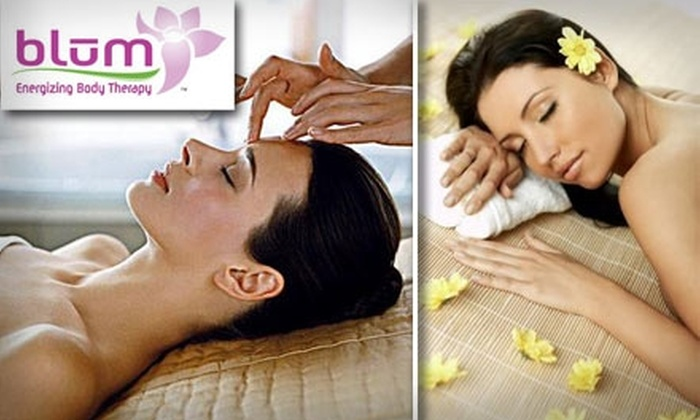 Blum - Zilker: $35 for an Hour-long Massage at Blūm (Normally $70)