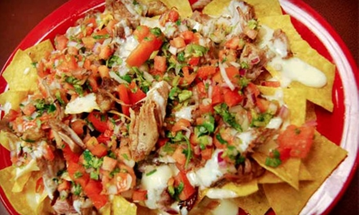 Poblanos Mexican Bar and Grill - Greensboro: $10 for $20 Worth of Mexican Fare at Poblano's Mexican Bar & Grill on Battleground Avenue