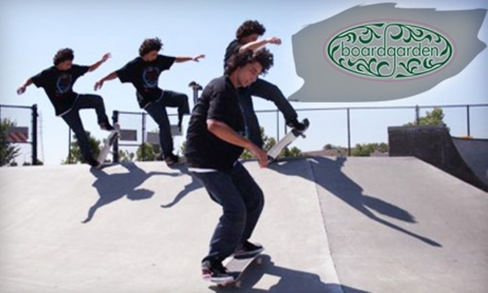Boardgarden - Beard: $10 for $20 Worth of Skateboarding Apparel and More at Boardgarden