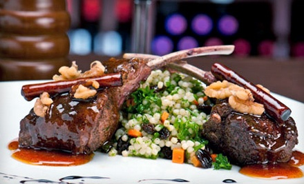 Enso: $30 Worth of Global Fusion Fare for Dinner - Enso in East Lansing