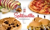 51% Off Upscale American Fare and Bowling at Splitsville