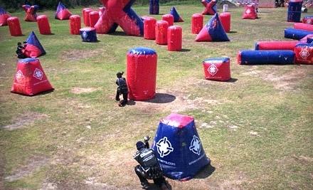 Fun On The Run Paintball Park - Fun on the Run Paintball Park in Fort Worth