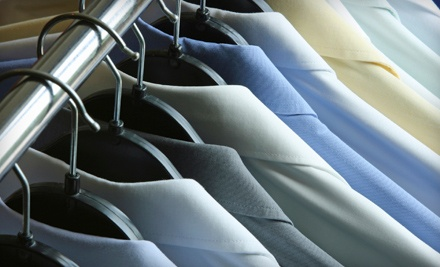 $30 Groupon for Dry-Cleaning Services - Canada Way Busy Bee in Burnaby