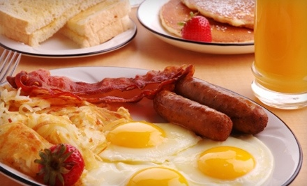 $20 Groupon to The Stop In Family Restaurant - The Stop In Family Restaurant in Niles