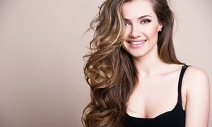 Zazu Salon Chicago: Haircut and Color Services at Zazu Salon Chicago (Up to 52% Off). Three Options Available.