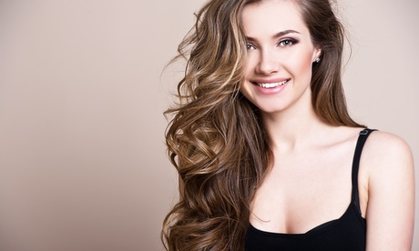 Application of Micro-Bead or Tape-In Hair Extensions at Tiara Hair Extensions (Up to 50% Off) 6a56d502-8f65-4ac7-bd3a-cb7649ea8b40