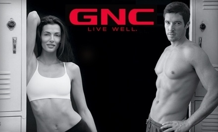 $40 Groupon to GNC: 12854 Biscayne Blvd. in North Miami - GNC in