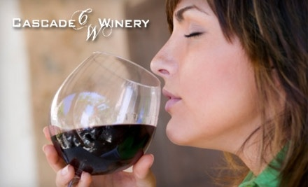 $20 Groupon to Cascade Winery - Cascade Winery in Grand Rapids