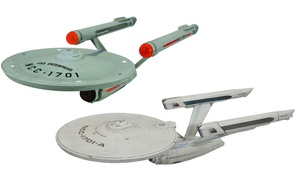 Star Trek Enterprise Model Ship