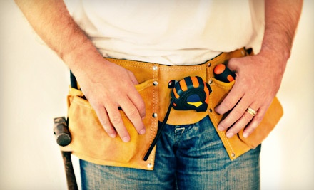 2 Hours of Handyman Services (a $200 value) - Affordable Home Solutions in
