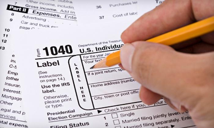 Spartan Tax Relief, LLC - Okemos: College-Student Tax Return, Basic Tax Return, or Advanced Tax Return from Spartan Tax Relief, LLC (Up to 63% Off)