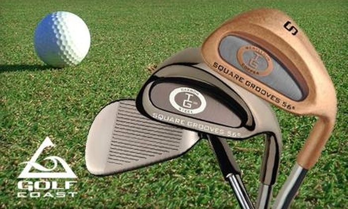 Golf Coast - Santa Ana: Half Off Trinity Wedges from Golf Coast. Two Options Available.