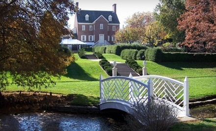 William Paca House & Garden - William Paca House & Garden in Annapolis
