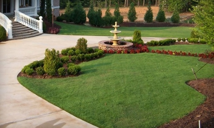Picture Perfect Lawn Care - Atlanta: $60 for a Spring Core Aeration from Picture Perfect Lawn Care (Up to $120 Value)