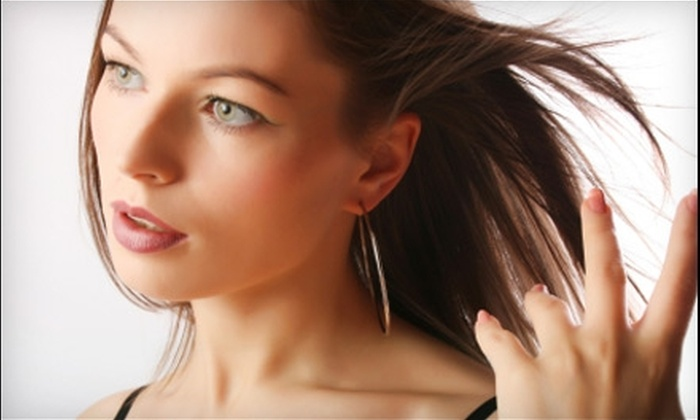 LaLa Bella Salon - Hollywood: $35 for $75 Worth of Hair Services by Tammy Dehqanzada at LaLa Bella Salon