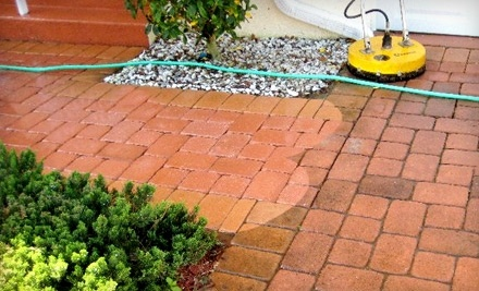 $90 Groupon to A. Rich Pressure Cleaning - A. Rich Pressure Cleaning in