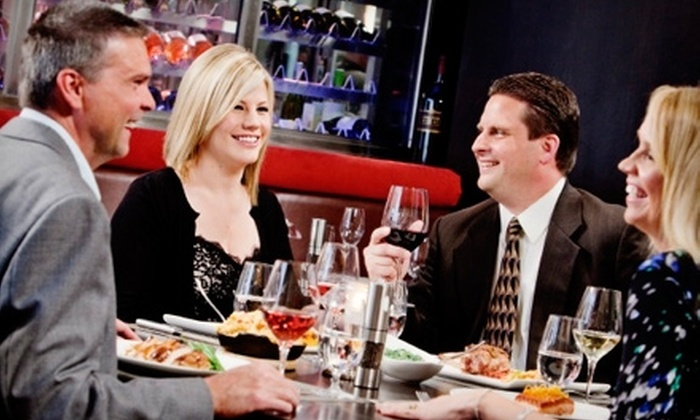 Andrew's Steak & Seafood - Chateau: $25 for $50 Worth of Steakhouse Cuisine at Andrew's Steak & Seafood