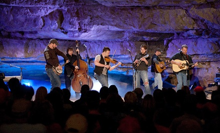 Dale Ann Bradley with Chris Jones and The Night Drivers Presented by Bluegrass Underground in the Cumberland Caverns on Sat., Aug. 20 at 1PM: General-Admission Seating - Bluegrass Underground in McMinnville