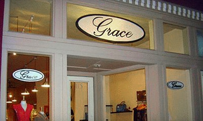 Grace - Old Town: $15 for $30 Worth of Clothing and Accessories at Grace